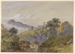 'The Church at Coonoor, March 1855'